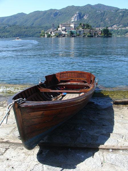 Am Maggioresee und am Ortasee sind Notenvolle Jahreszeiten bereit