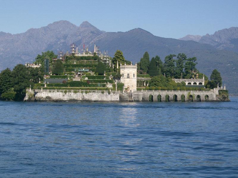scorcio del Lago Maggiore