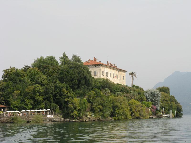 Île Madre - Lac Majeur