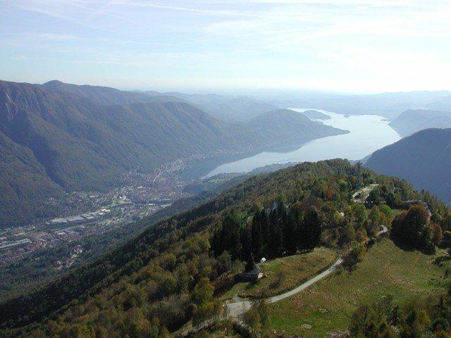 montagna Alpe Quaggione