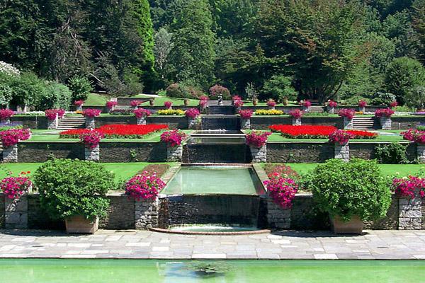 Awesome Giardini Terrazzati Photos - Idee Arredamento Casa - baoliao.us