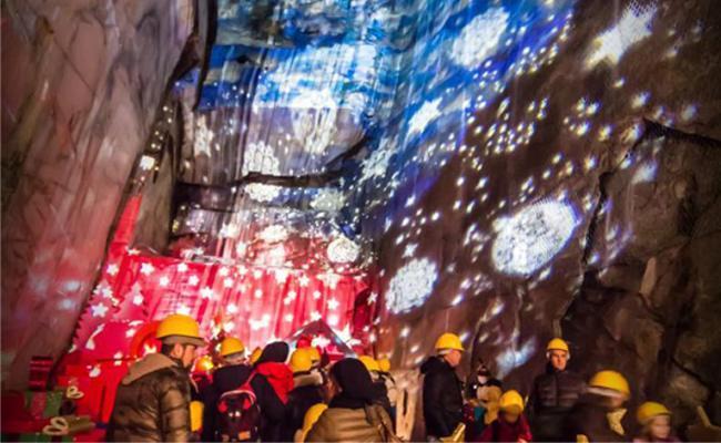 La Grotta Di Babbo Natale.Dal 22 Novembre 2014 Al 6 Gennaio 2015 Ad Ornavasso Vi Aspetta Babbo