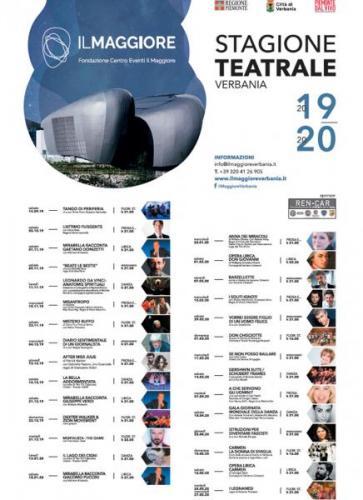 I Legnanesi Calendario 2020.Teatro Il Maggiore Di Verbania Ecco Il Programma Della