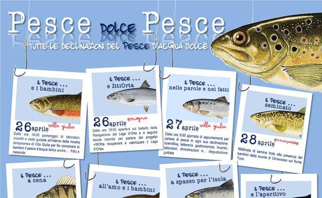 Verbania Il Pescea Cena Distrettolaghiit