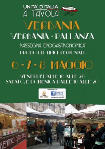 Verbania l 39 unit d 39 italia a tavola mercato for Prodotti tipici di roma