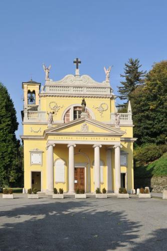 Santuario della Madonna della Bocciola - Ameno