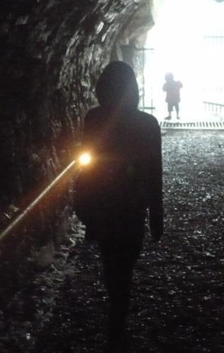 L'esperienza del buio