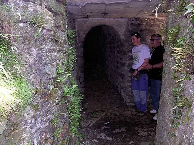 I cunicoli della Linea Cadorna e le fortificazioni della Prima Guerra Mondiale