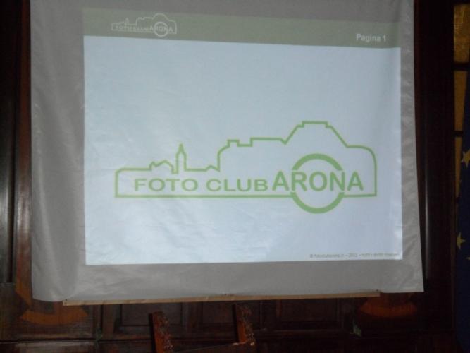 Il logo del FotoclubArona
