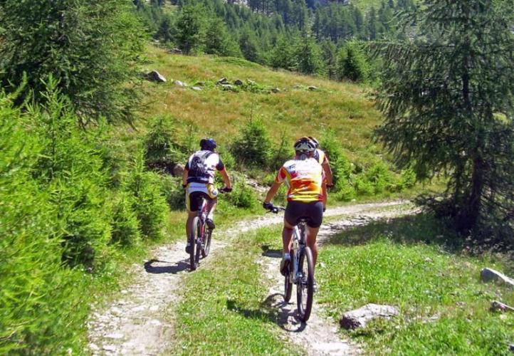Tra Alpe Solcio e Alpe Quatè_Il Ciclista-Domodossola