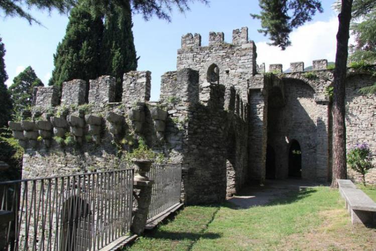 Resti del castello di Mattarella al Calvario_P.Pirocchi
