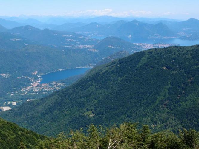 Panorama dall'Alpe Cortevecchio_A.Pirocchi