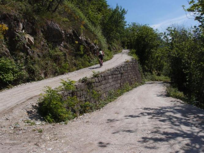 Strada militare per il Montorfano_A.Pirocchi