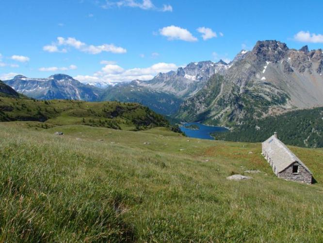 Panorama dall'Alpe della Satta_A.Pirocchi
