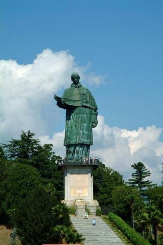 Statua di San Carlo - Arona