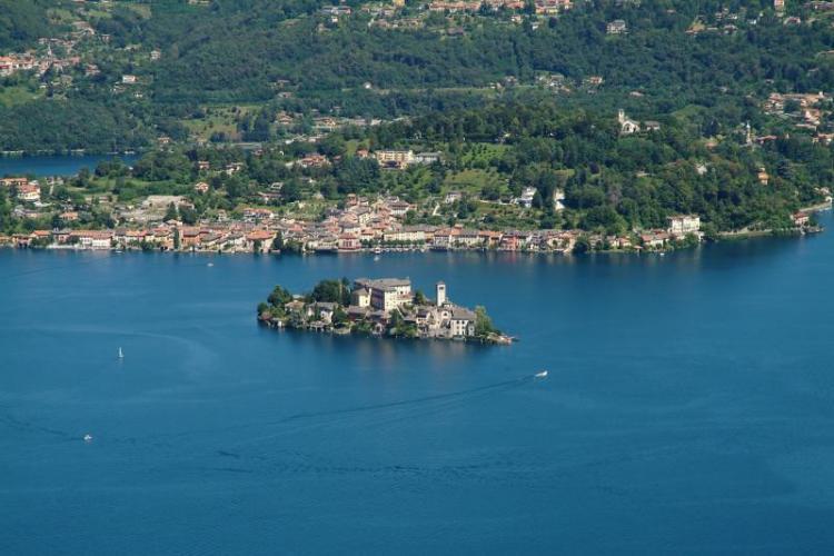 allacciarsi dentro migliore bene fuori x a - BIKE - n.31: Anello Azzurro del Lago d'Orta | Distrettolaghi.it