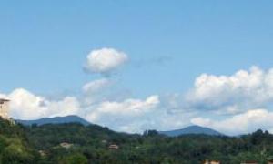 Lago Maggiore nei pressi di Arona